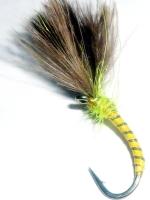 Buzzer / cdc shuttlecock /Yellow owl # 14 /cdc 18