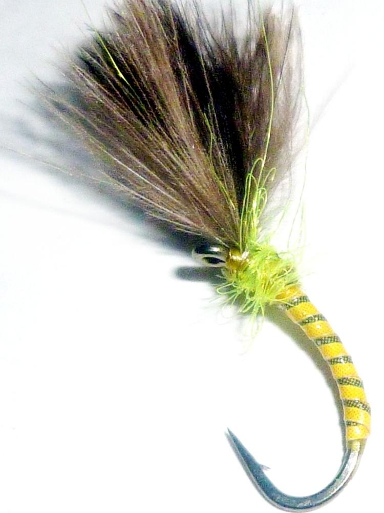 Buzzer / cdc shuttlecock /Yellow owl # 14 /cdc 2