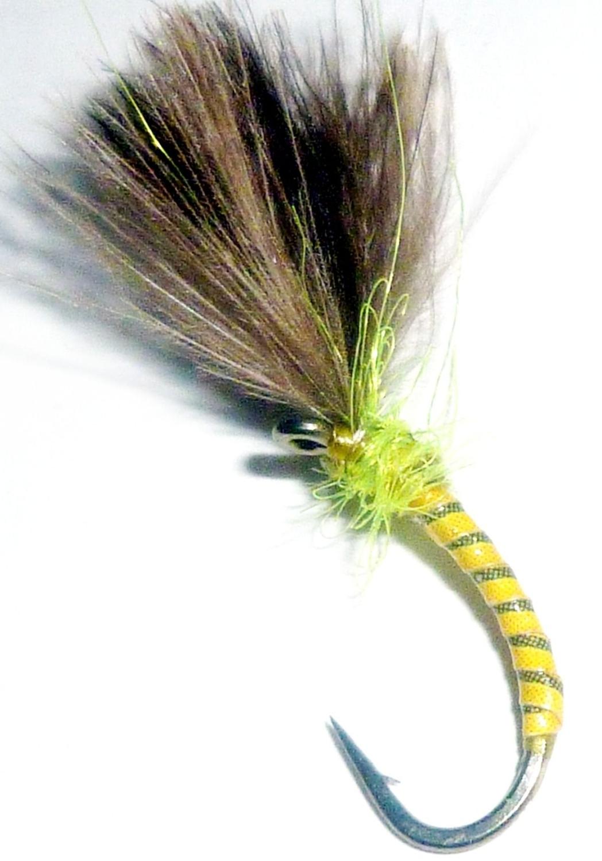 Buzzer / cdc shuttlecock /Yellow owl # 12 /cdc 2