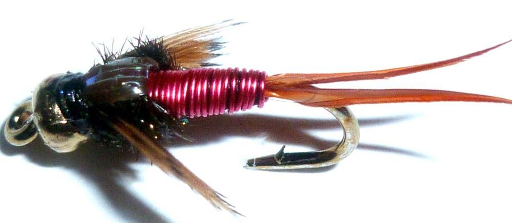 Copper John  - Pink /N31
