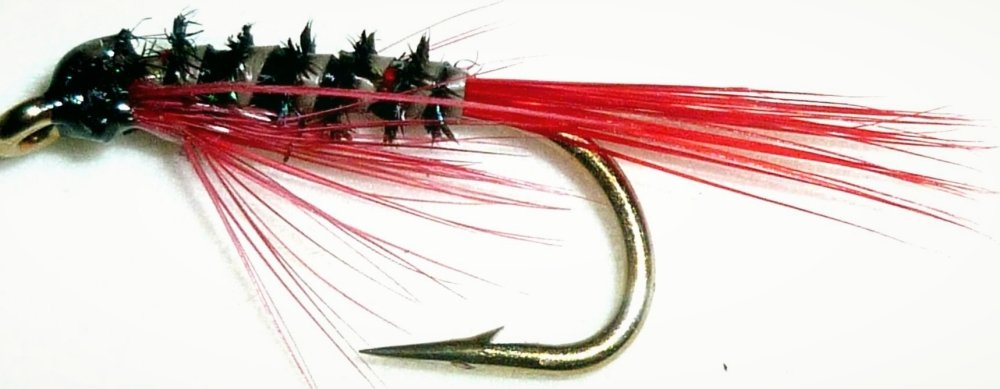 Diawl bach - Red #14 / D18