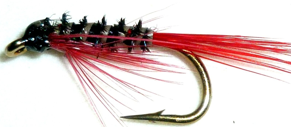 Diawl bach - Red #12 / D18
