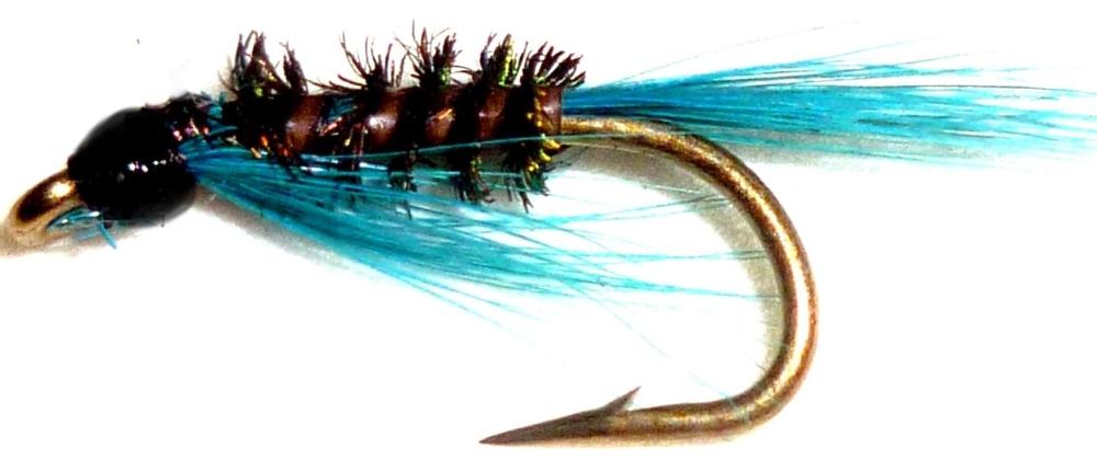 Diawl bach,Blue Quill #12 / D28