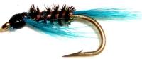 Diawl bach,Blue Quill #12 / D44