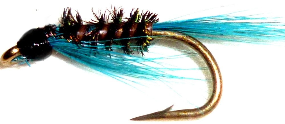Diawl bach,Blue Quill #14 / D28