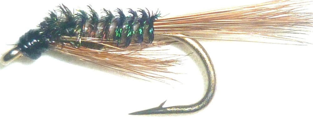 Diawl bach,Ginger Quill #14 / D30