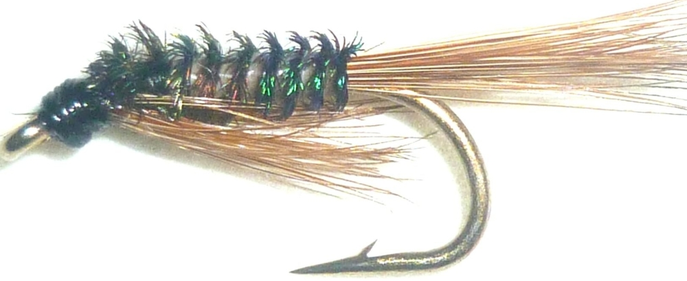 Diawl bach,Ginger Quill #12 / D30