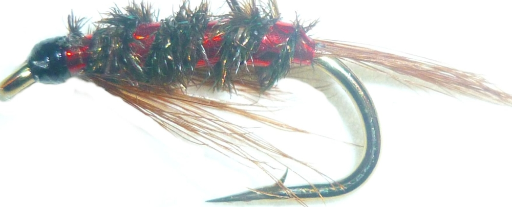 Diawl Bach,Red Holo#14 / D14