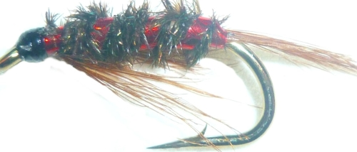 Diawl Bach,Red Holo#12 / D14