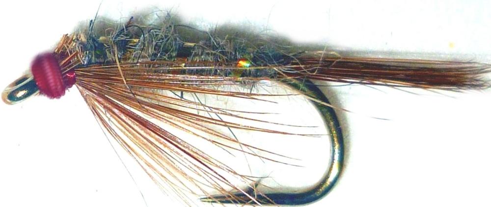 Diawlbach ,Hare's ear,Red head #14 / D34