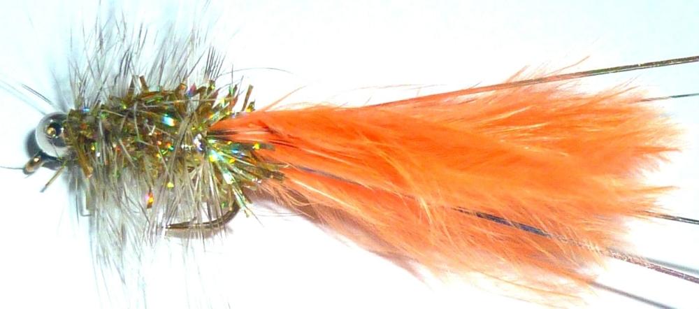 Humungus Gold and Orange #12