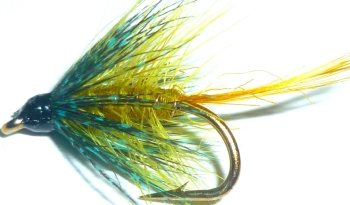Irish Bumble - Golden  olive [IB 2]