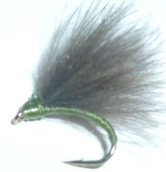 F  FLY ,Olive ,#14 [CDC 35]