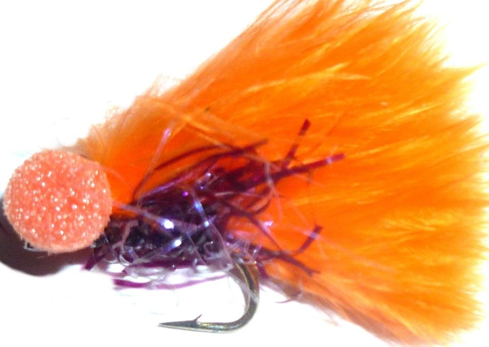 Booby- Orange and Claret # 12/ BB18