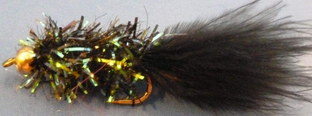 Gold head fritz Black #12[F5]