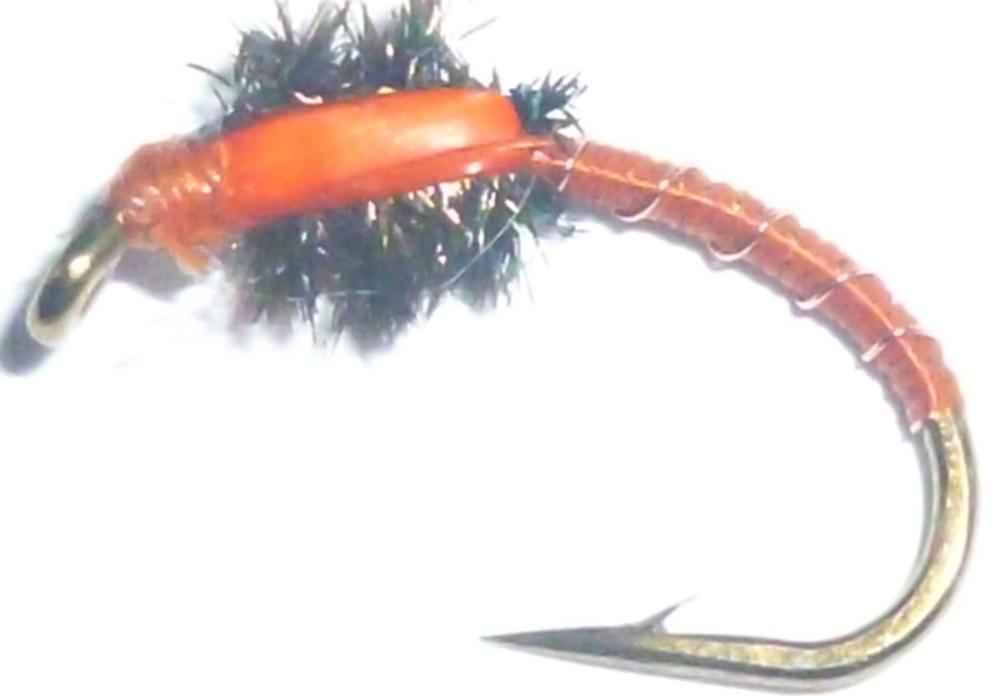Blakestone-Buzzer-Orange    #12 [BL9]
