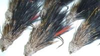 Muddler -Marabou Black   [MUD 18 ]