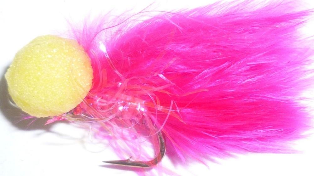 Booby Big eyes Pink Straggle / BB 17