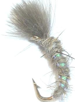Buzzer / cdc shuttlecock / Hares ear Pearl # 14 /cdc11
