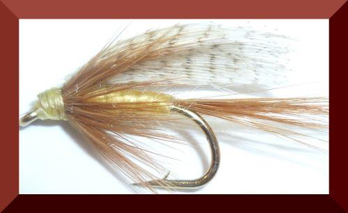 Light Cahill-wet fly  (W11)