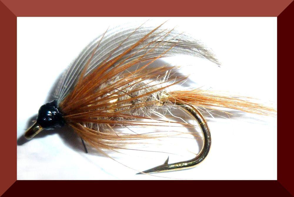 GR Hares Ear Wet fly  (W4)