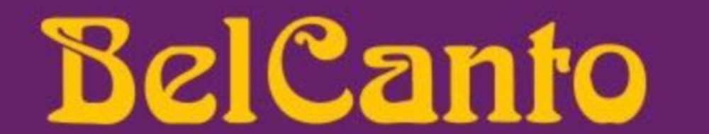 BelCanto, site logo.