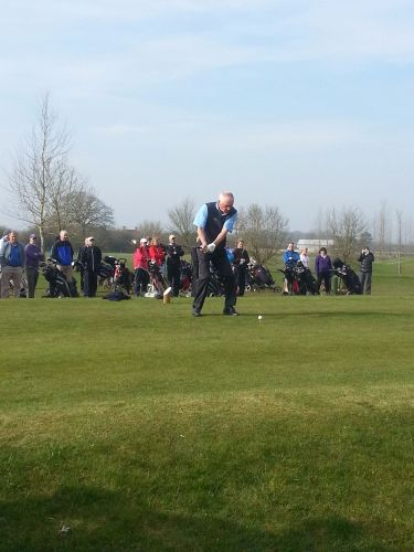 Silverstone Golf club Society