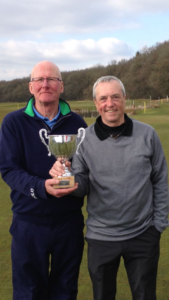 Senior Captains Challenge Cup 2016 Winners
