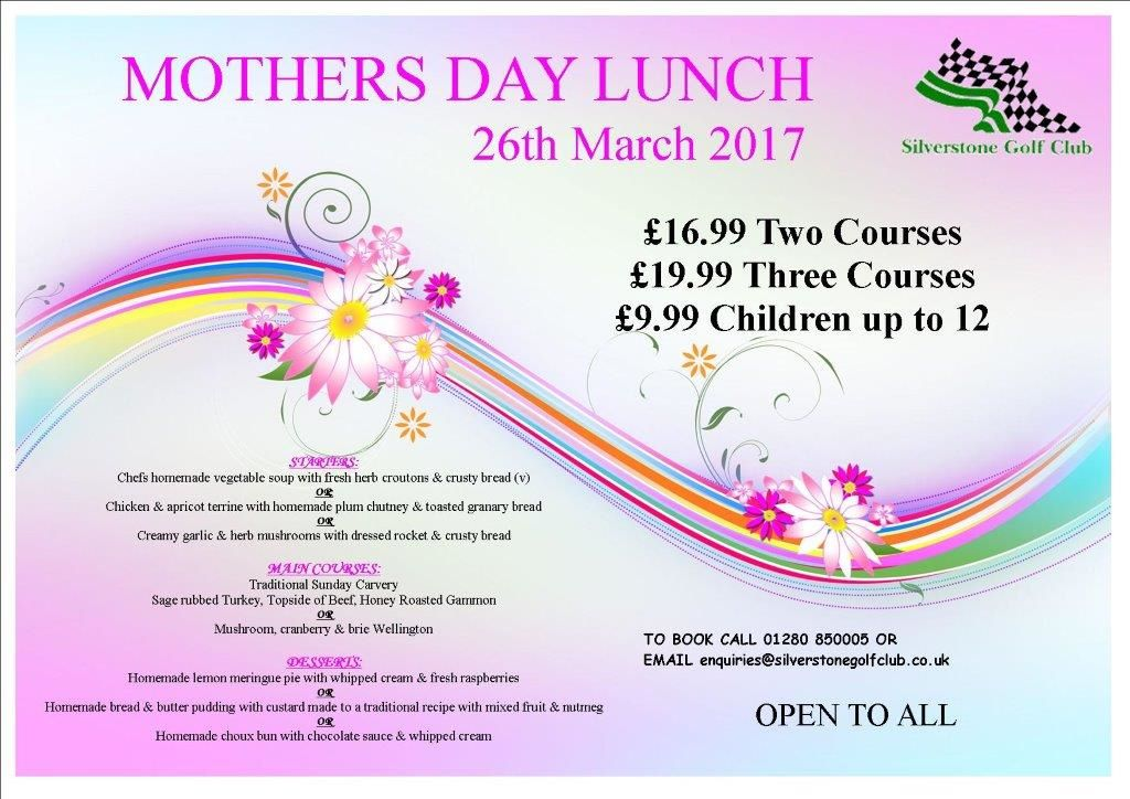 Mothers Day 2017 NEW