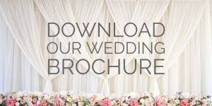 Silverstone Golf Club Wedding Brochure
