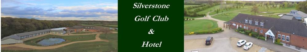 Silverstone Golf Club, site logo.