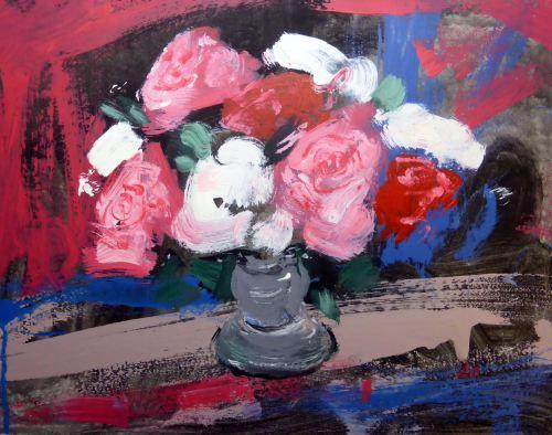 p1020535 Flowers in Vase