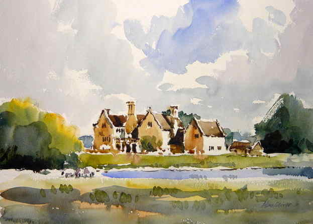Old Hall - Rutland Water W/C 15x11