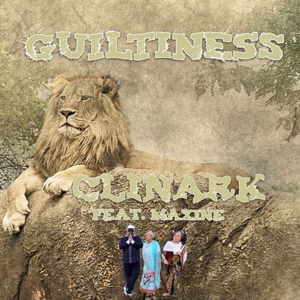 Guiltiness _ Clinark Feat Maxine Cover Art2