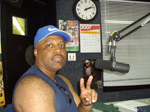 CLINARK at POWER95 RADIO STATION interview with DON BASSETTE AUG 2007