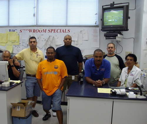 Bermuda Air Conditioning Crew thats for all your support over the years