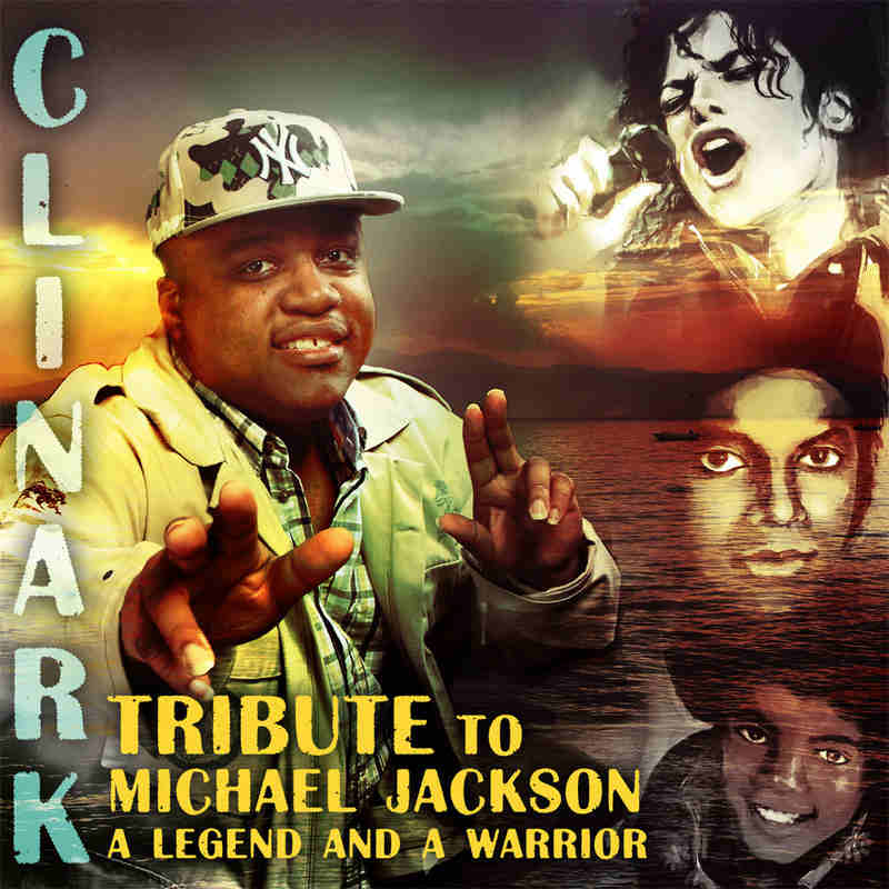 TRIBUTE TO MICHAEL JACKSON A LEGEND AND A WARRIOR  Album Cover