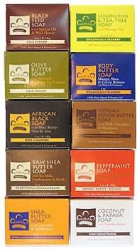 nubian heritage bar soap assorted