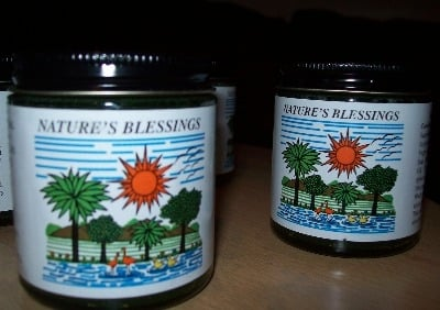 Natures Blessings Hair  Pomade:  This is truly a blessing to have in your h