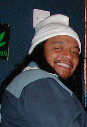 Maxi Priest in the house