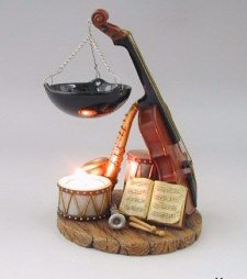 oil burner musical instruments