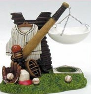 oil burner baseball