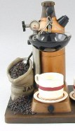 oil burner coffee maker
