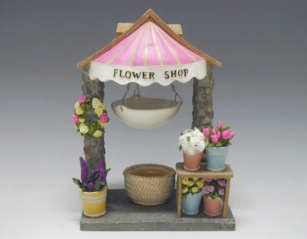oil burner flower shop