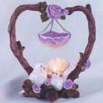 oil burner heart