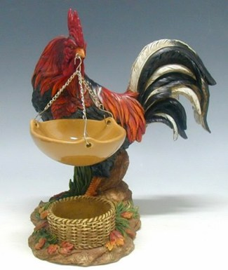 oil burner rooster