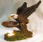 oil burner eagle