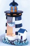 oil burner light house