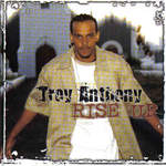 Troy Anthony cd cover Front