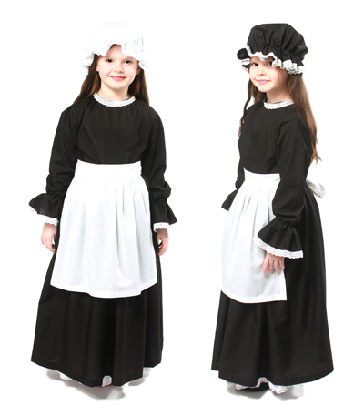 Victorian Girls Costume